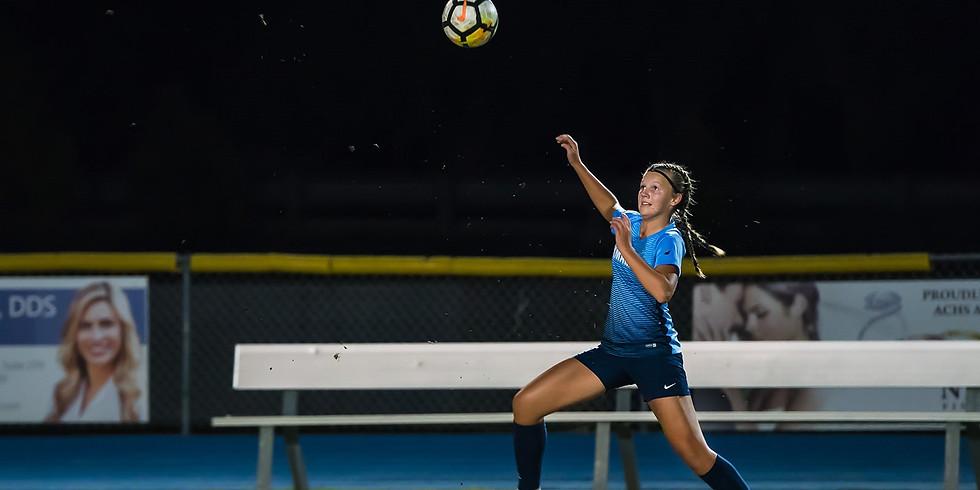 2019 Elite Girls Soccer Camp