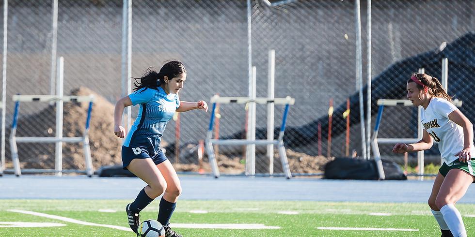 2021 Girls Soccer Day Camp