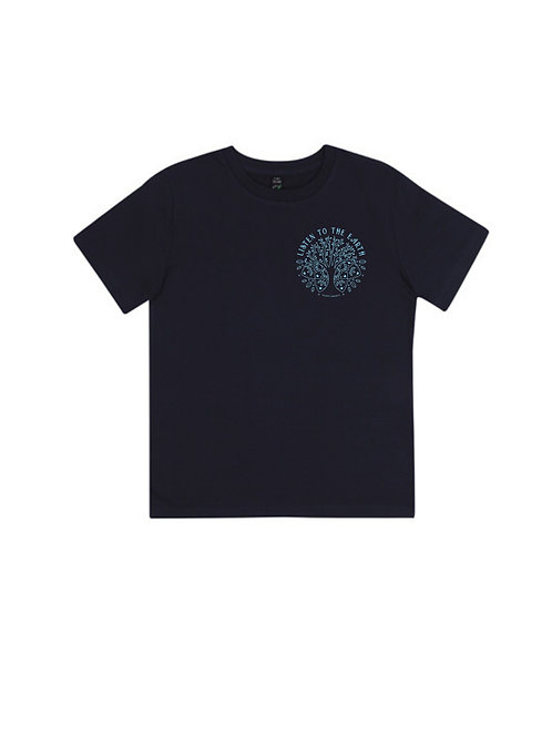 'Listen to the Earth' Kids Tee