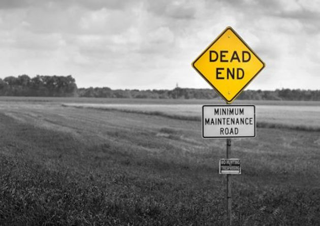 stuck in a dead end relationship