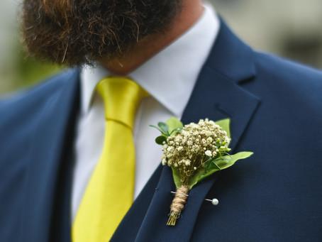 A beautiful elopement wedding
