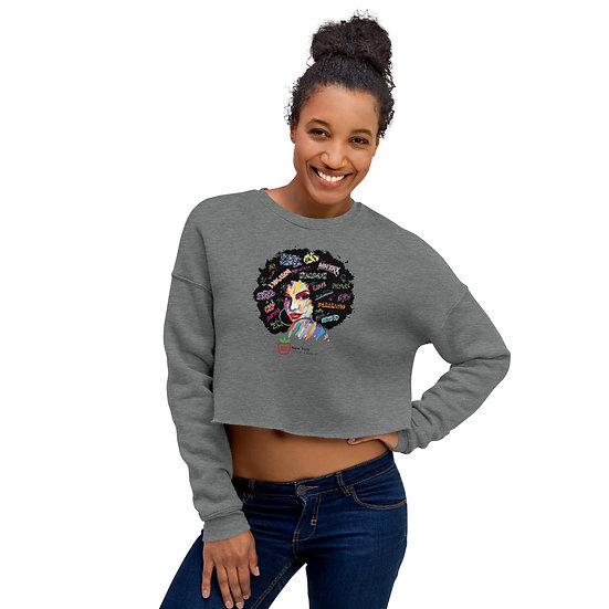 Equality Crop Sweatshirt