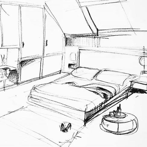 סקיצות בתכנון . . . . .  #hotelsintelavi