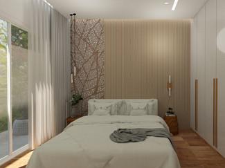 עיצוב חדר שינה קונספטואלי //2020