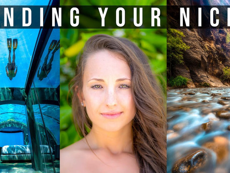 How To Find Your Niche in Photo + Video