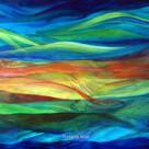 Flow in Blue