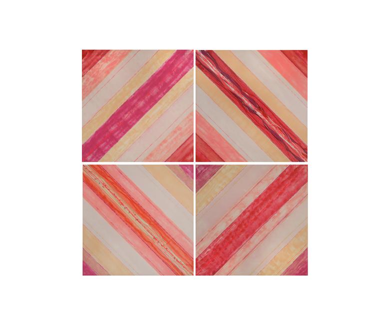 Diagonal Pinks