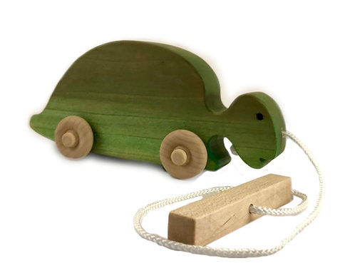Turtle Pull Toy