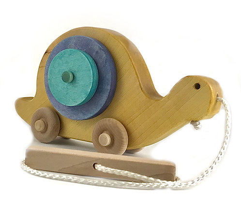 Snail Pull Toy