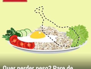 Dieta vegetariana superior no emagrecimento?