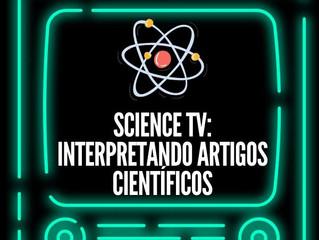 CURSO DE INTERPRETAÇÃO DE ARTIGOS CIENTÍFICOS