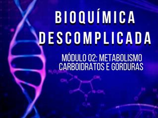ÚLTIMAS SEMANAS DE PROMOÇÃO DO CURSO BIOQUIMICA DESCOMPLICADA 2