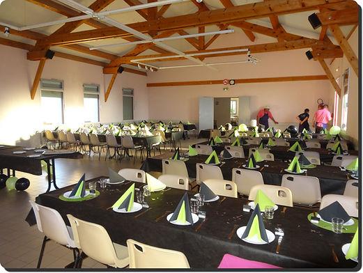 Salle Marcel Soulier St Vincent la Commanderie