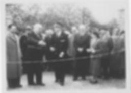 Inauguration de St Vincent la commanderie,Saint Vincent la Commanderie,commune de St Vincent