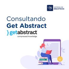 Consultando GET ABSTRACT