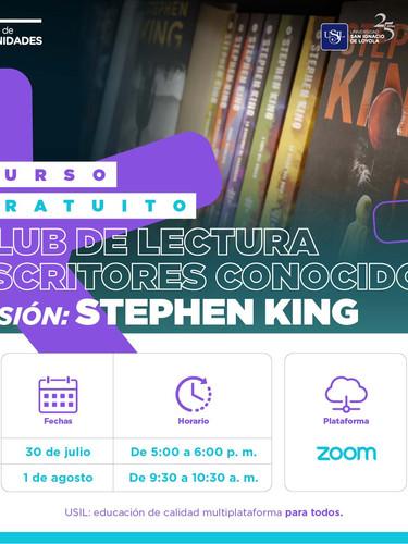 WSP_CLUB DE LECTURA STEPHEN KING_EVENTOS