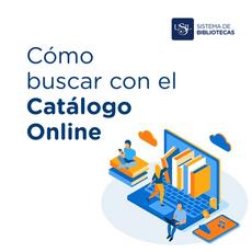 Cómo buscar con el Catálogo Online