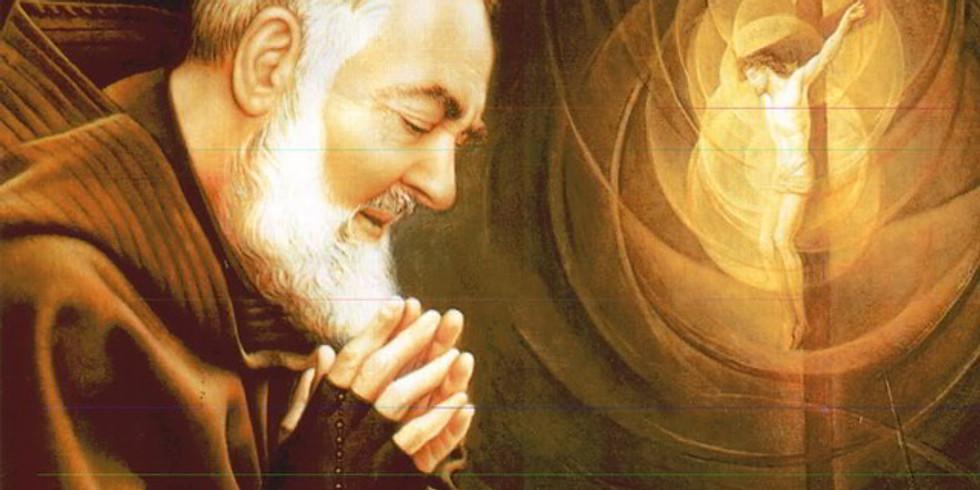 Presencia del Padre Pío Pietrelcina, hoy