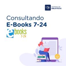 Consultando EBOOKS 7-24