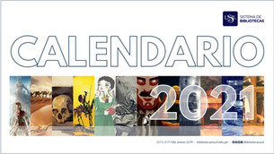 Bibliotecas Usil presenta su Calendario 2021