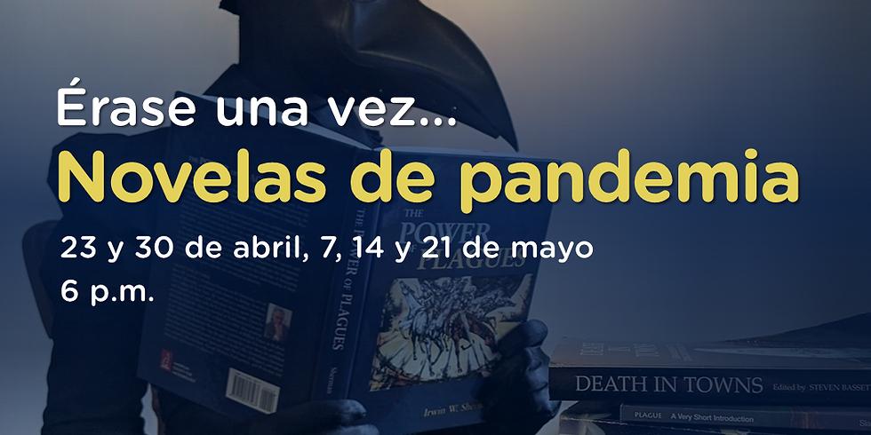 Érase una vez... Novelas de pandemia: Ensayo sobre la ceguera (14 may)