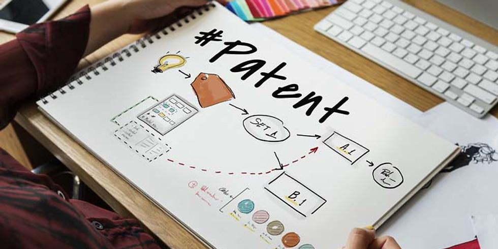 [VIRTUAL WORKSHOP] Búsqueda de patentes, diseños industriales y marcas (26 oct)