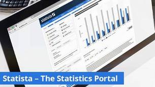Statista: Acceso inmediato a más de un millón de datos y estadísticas