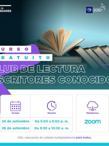 WSP_CLUB DE LECTURA_ESCRITORES CONOCIDOS