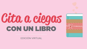 Cita a ciegas con un libro: edición virtual