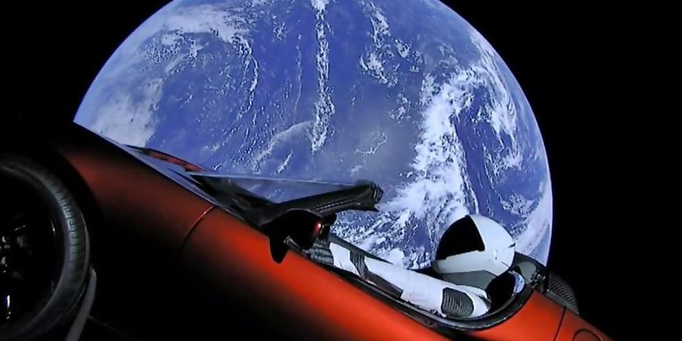 El futuro de la exploración espacial