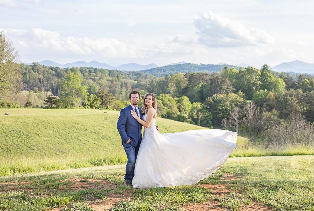 Lewis Farm Wedding