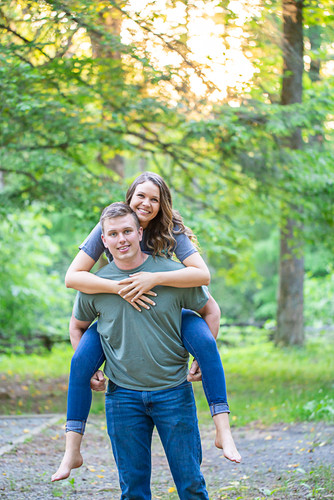 fun couple session