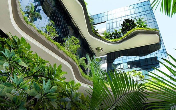 PARKROYAL Pickering Hotel in Singapore