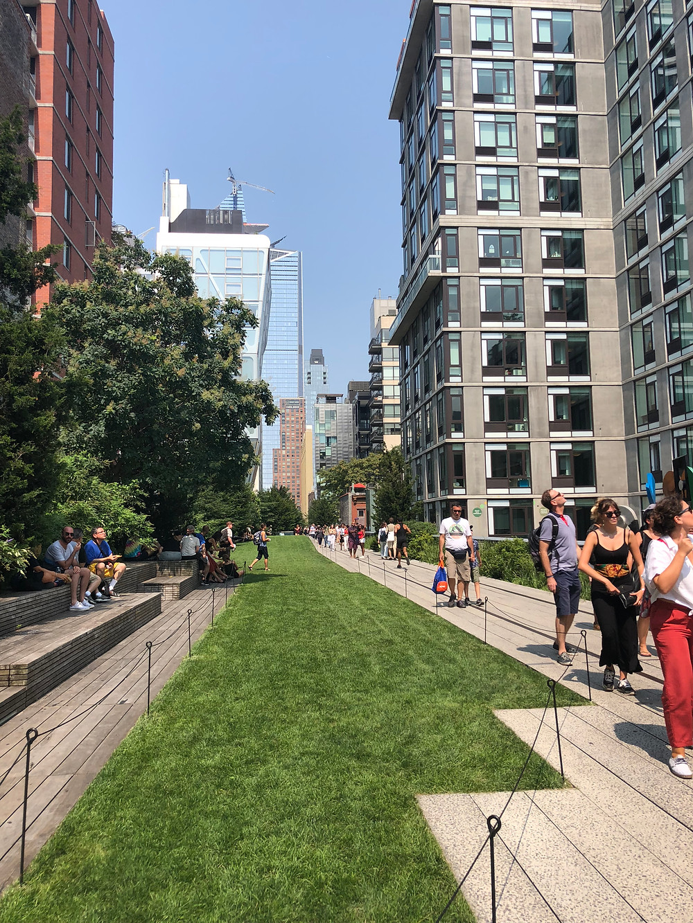 A New Type of Park: The High Line