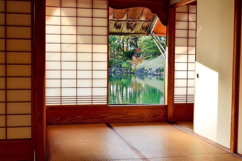 Japanese Garden Style