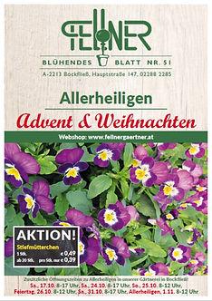 Blühendes Blatt Nr. 51