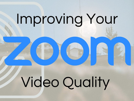 Six Ways To Instantly Improve Video Quality On Zoom