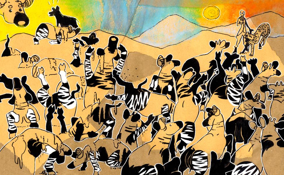 rise of the okapis