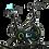 Thumbnail: Велотренажер BK-301 Meteor