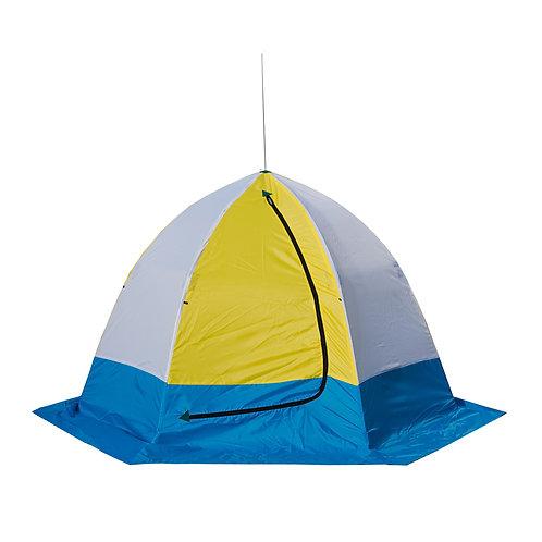 Палатка зимняя СТЭК-3 ЭЛИТ