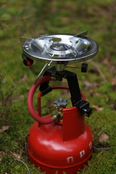 Газовая горелка 2 кВт на российские баллоны