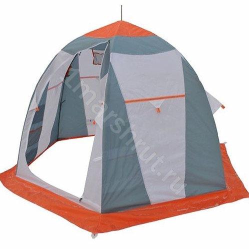 Зимняя палатка Нельма 2 ЛЮКС