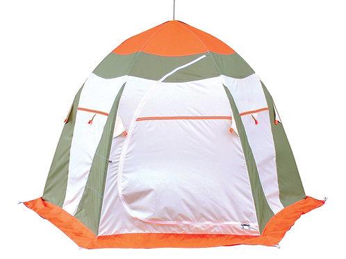 Зимняя палатка Нельма 3 ЛЮКС