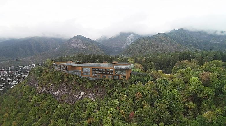 "Hotel ""Borjomi Hills"""