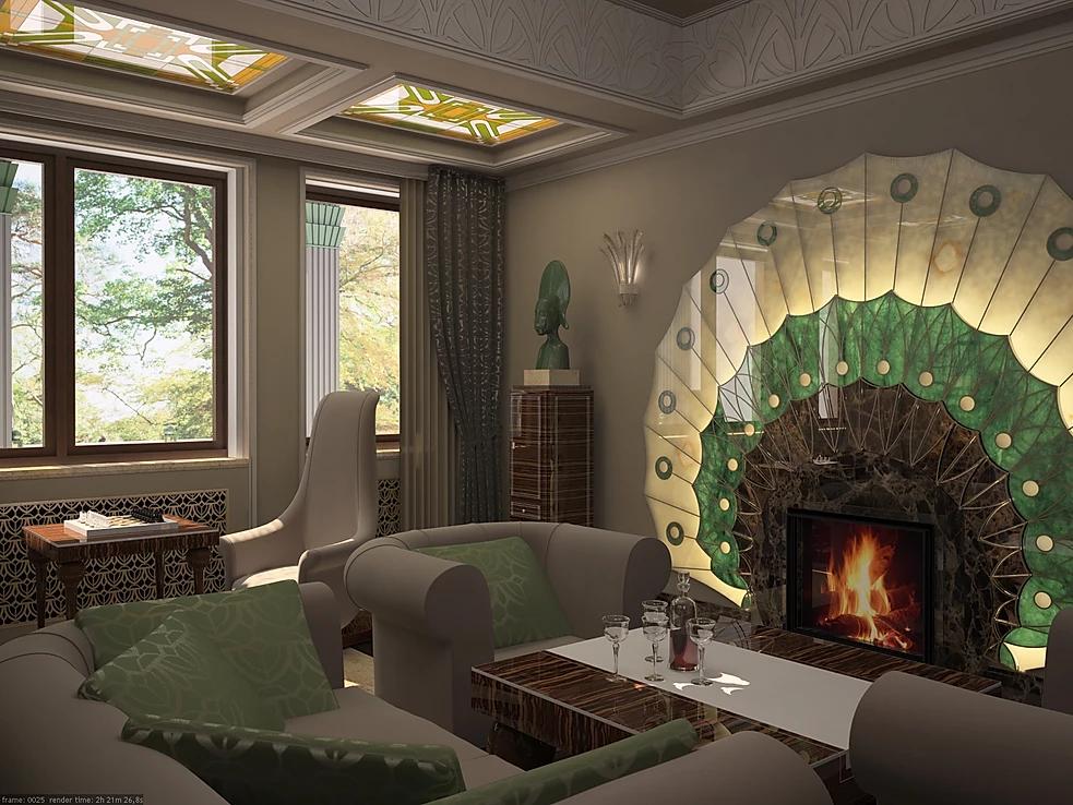 """Villa """"Art Deco"""""""