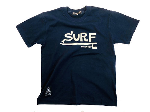 BlackFrogs SURF Tシャツ