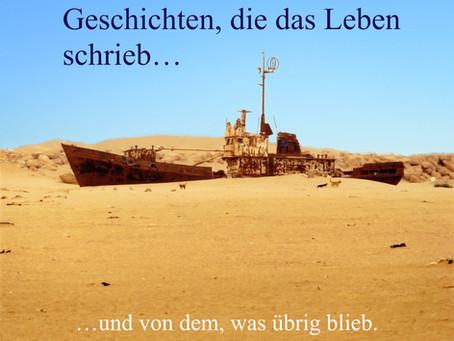 Leseprobe: Das Schiff im Sand der Zeit
