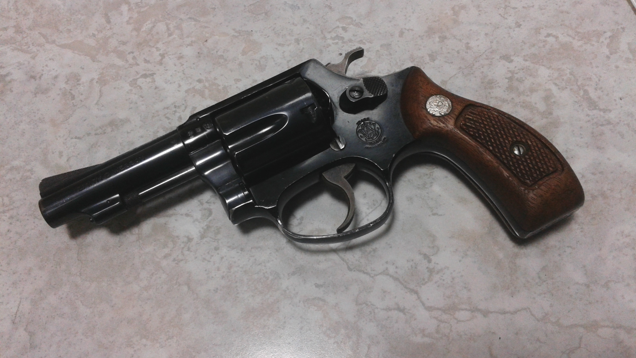 Smith & Wesson mod.37 Airweight