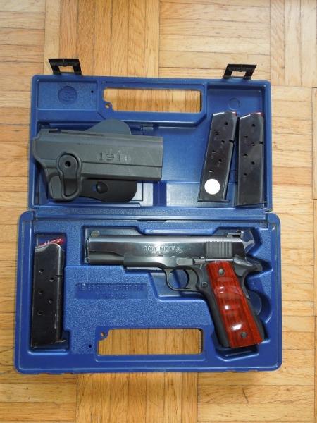Colt 1911 MK IV