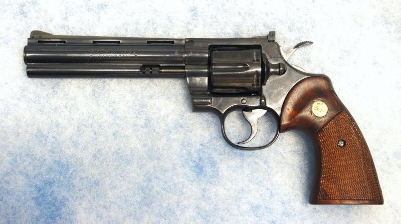Colt Python 1975 SOLD